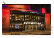 Marcus Center For The Performing Arts  Carry-all Pouch