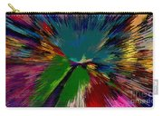 Mardi Gras Abstract Carry-all Pouch