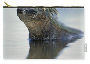 Marine Iguana Galapagos Islands Carry-all Pouch