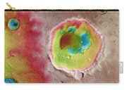 Mars Rabe Crater Carry-all Pouch