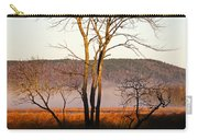 Marsh Tree Reflections Carry-all Pouch