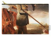 Marshall's J G Shaddick -- The Celebrated Sportsman Carry-all Pouch