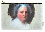 Martha Washington (1731-1802) Carry-all Pouch