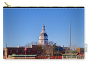 Maryland State House Dome Carry-all Pouch