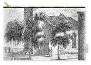 Massachusetts Salem, 1851 Carry-all Pouch