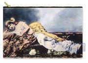 Mata Hari (1876-1917) Carry-all Pouch