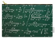 Mathematics Carry-all Pouch