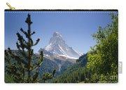 Matterhorn In Zermatt Carry-all Pouch