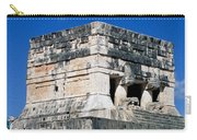 Mayan Ruins Carry-all Pouch