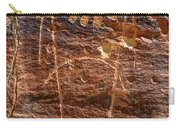 Mckee Springs Petroglyph - Utah Carry-all Pouch