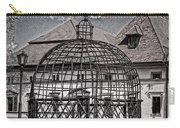 Medieval Cage Of Shame Carry-all Pouch