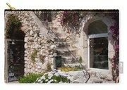 Medieval Saint Paul De Vence 3 Carry-all Pouch by David Smith