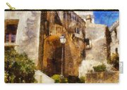 Mediterranean Steps Carry-all Pouch