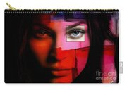 Megan Fox Carry-all Pouch