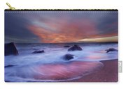Meigs Point Sunset Carry-all Pouch