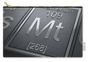 Meitnerium Chemical Element Carry-all Pouch