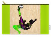 Womans Soccer Carry-all Pouch