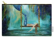Mermaids Lazy Lagoon Carry-all Pouch