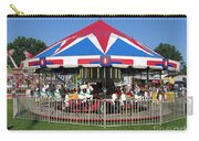 Merry Merry Go Round Carry-all Pouch