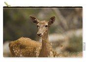 Mesopotamian Fallow Deer 3 Carry-all Pouch