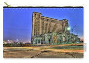 Michigan Central Station Detroit Mi Carry-all Pouch