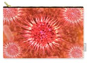 Microscopic View Of Dendrimers Carry-all Pouch