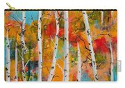 Middle Mountain Aspens Carry-all Pouch