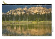 Miette Range And Talbot Lake Jasper Np Carry-all Pouch