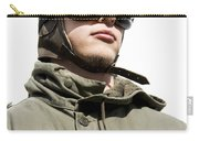 Military Man Carry-all Pouch