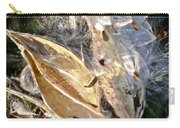 Milkweed II Carry-all Pouch