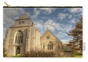 Minster Abbey Carry-all Pouch