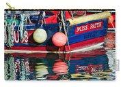 Miss Pattie At Lyme Regis Harbour  Carry-all Pouch