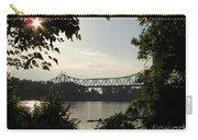 Missouri River Sunrise  Carry-all Pouch