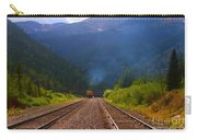 Misty Mountain Train Carry-all Pouch
