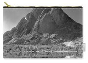 109644-bw-mitchell Peak, Wind Rivers Carry-all Pouch