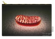 Mitochondria Cut Carry-all Pouch