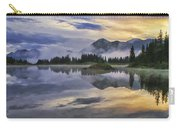 Molas Lake Sunrise Carry-all Pouch