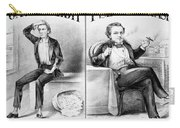 Money Lending, 1870 Carry-all Pouch