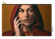 Monica Bellucci Carry-all Pouch