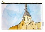 Mont Saint Micheal Carry-all Pouch