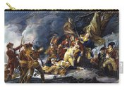 Montgomerys Death, 1775 Carry-all Pouch