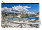 Monticello Lake - Tonale Pass Carry-all Pouch