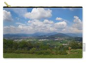 Montorfano. A View To Lake Iseo Carry-all Pouch