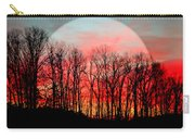 Moon Dance Carry-all Pouch by Karen Wiles