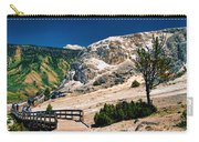 Moon On Earth 2 - Yellowstone Carry-all Pouch