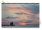 Blue Morning Whispers Carry-all Pouch