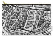 Moscow: Kitai-gorod Map Carry-all Pouch