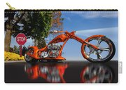 Motorcycle Reflections Carry-all Pouch