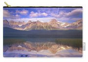 Mount Chephren And Waterfowl Lake Carry-all Pouch