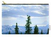 Mount Mckinley, Alaska Carry-all Pouch